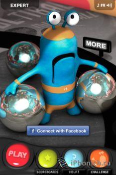 Игра на iPhone/iPad Multiball Pinball