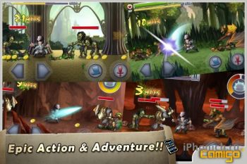 Infinity Quest для iPhone