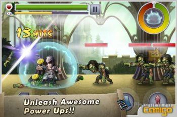 Infinity Quest для iPhone