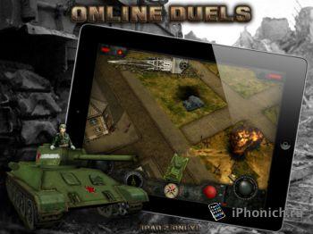 Armored Combat: Tank Warfare Online (iPhone, iPad)