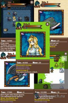 A Weird RPG для iPhone