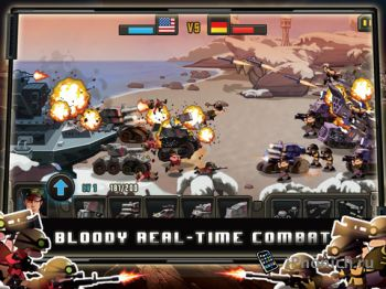 Super Wars для iPhone/iPad