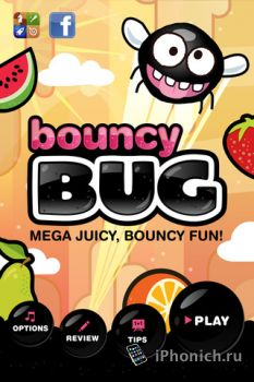 Bouncy Bug для iPhone/iPad