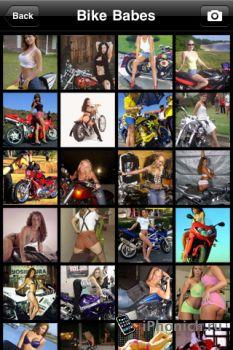 Bike Babes для iPhone