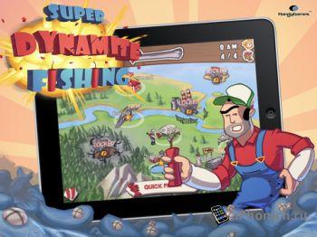 Super Dynamite Fishing для iPhone/iPad