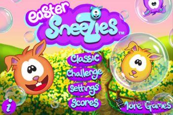 Sneezies Easter Edition - Пасхальное издание