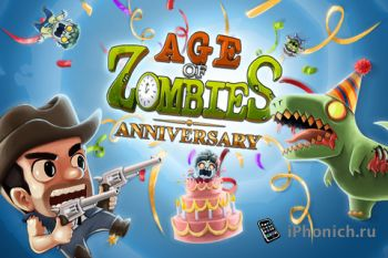 Age of Zombies™ Anniversary для iPhone/iPad