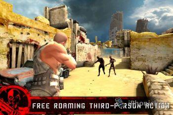 Desert Zombie Last Stand для iPhone