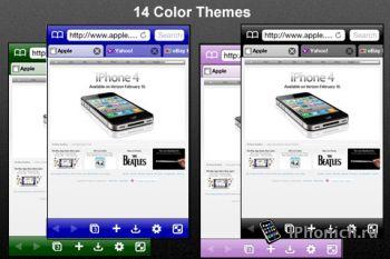 Atomic Web Browser для iPhone/iPad
