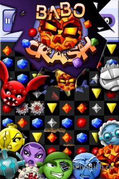 Игра на iPhone/iPad Babo Crash HD