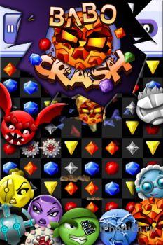 Игра на iPhone/iPad Babo Crash HD