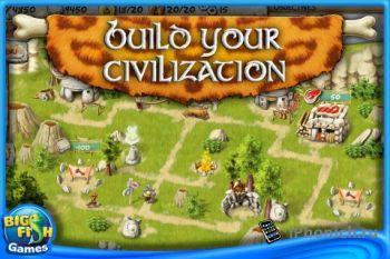 Time Builders: Caveman's Prophecy для iPhone/iPad