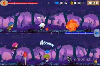 Игра CrazyControl 2 на iPhone