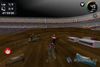 Moto Racer 15th Anniversary для iPhone