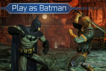 Batman Arkham City Lockdown для iPhone/iPad