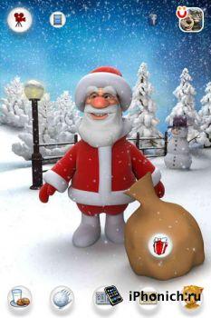 Talking Santa для iPhone/iPad