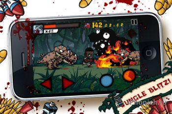 Dino Cap - отличный убийца времени на iPhone / iPad