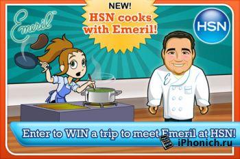 Cooking Dash для iPhone