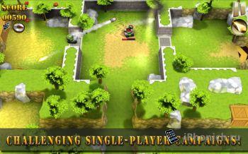 Tank Riders для iPhone/iPad