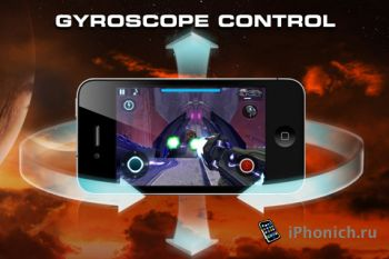Игра на iPhone N.O.V.A. - Near Orbit Vanguard Alliance