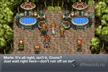 CHRONO TRIGGER - порт легендартной jRPG