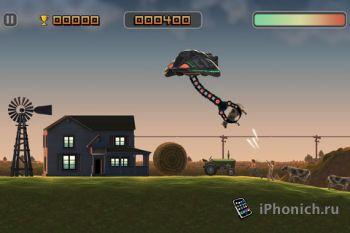 Аркада Grabatron для iPad и iPhone