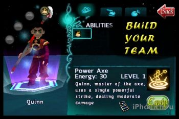 Osiris Legends для iPhone