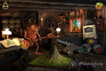 Captain Squiddy's Jigsaw Quest для iPhone