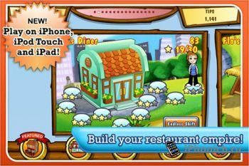 Diner Dash Full для iPhone/iPad