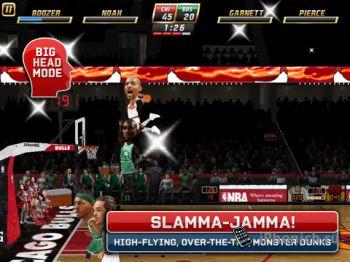 NBA JAM by EA SPORTS™ на iPhone/iPad