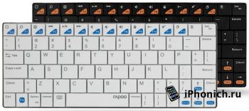 Rapoo E6300 ─ клавиатура для iPad