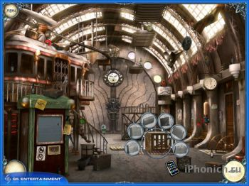 The Mystery of the Crystal Portal HD  на iPad