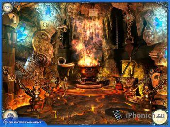 The Mystery of the Crystal Portal HD  на iPad