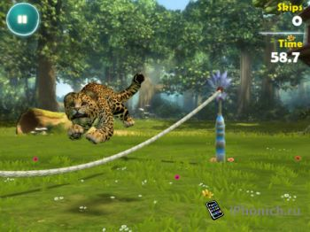 Kinectimals - забавная и милая игра для iPhone / iPad