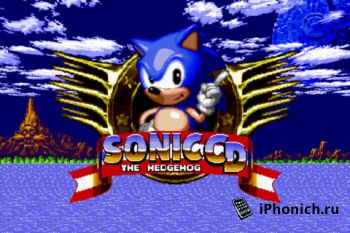 Sonic CD для iPhone/iPad