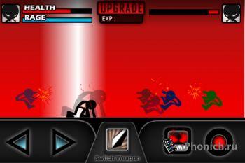 iKungFu Master - Игра на iPhone / iPod Touch