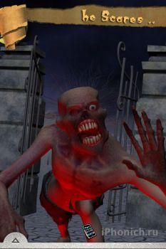 Talking Zack the Zombie для iPhone/iPad