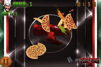 Pizza Fighter 2 для iPhone/iPad