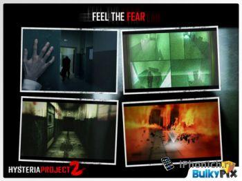Hysteria Project 2 HD для iPhone и iPad