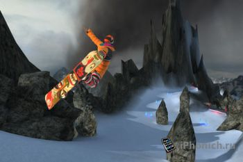 SummitX Snowboarding HD для iPhone и iPad