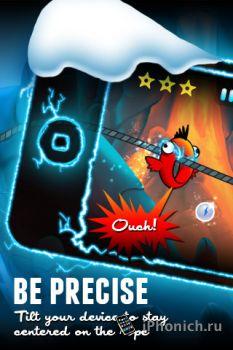 Игра для iPhone  Electro Chuck