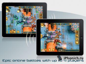 Starfront: Collision© HD для iPhone и iPad