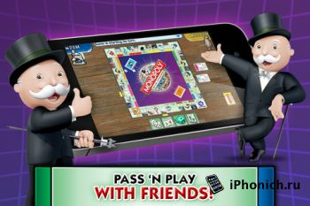 Монополия для iPhone