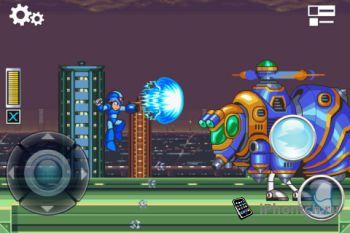 Игра для iPhone MEGA MAN X (+iPad)