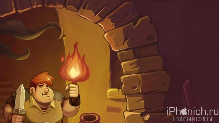 Downgeon Quest - опаснейшие приключения ждут вас в этой увлекательной аркаде