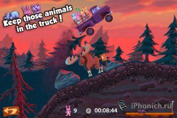 Snuggle Truck HD - Забавная реализация старой идеи.