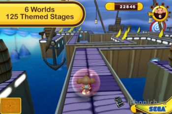 Super Monkey Ball 2: Sakura Edition (iPhone,iPad)
