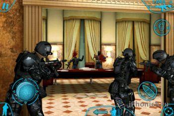 Игра на iPhone Tom Clancy's Rainbow Six®: Shadow Vanguard (ipa)