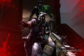 Combat Arms: Zombies - FPS на выживание