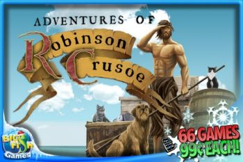 The Adventures of Robinson Crusoe HD для Pad